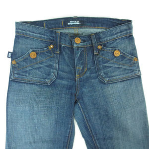 Rock & Republic Scorpian Flare Denim Jeans